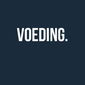 VOEDING.